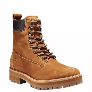 TIMBERLAND  COURMA GUY WATERPROOF BOOT RUST A27Y8